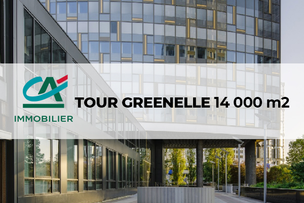 Tour greenelle